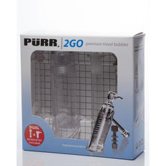 Purr 2Go Travel Bubbler