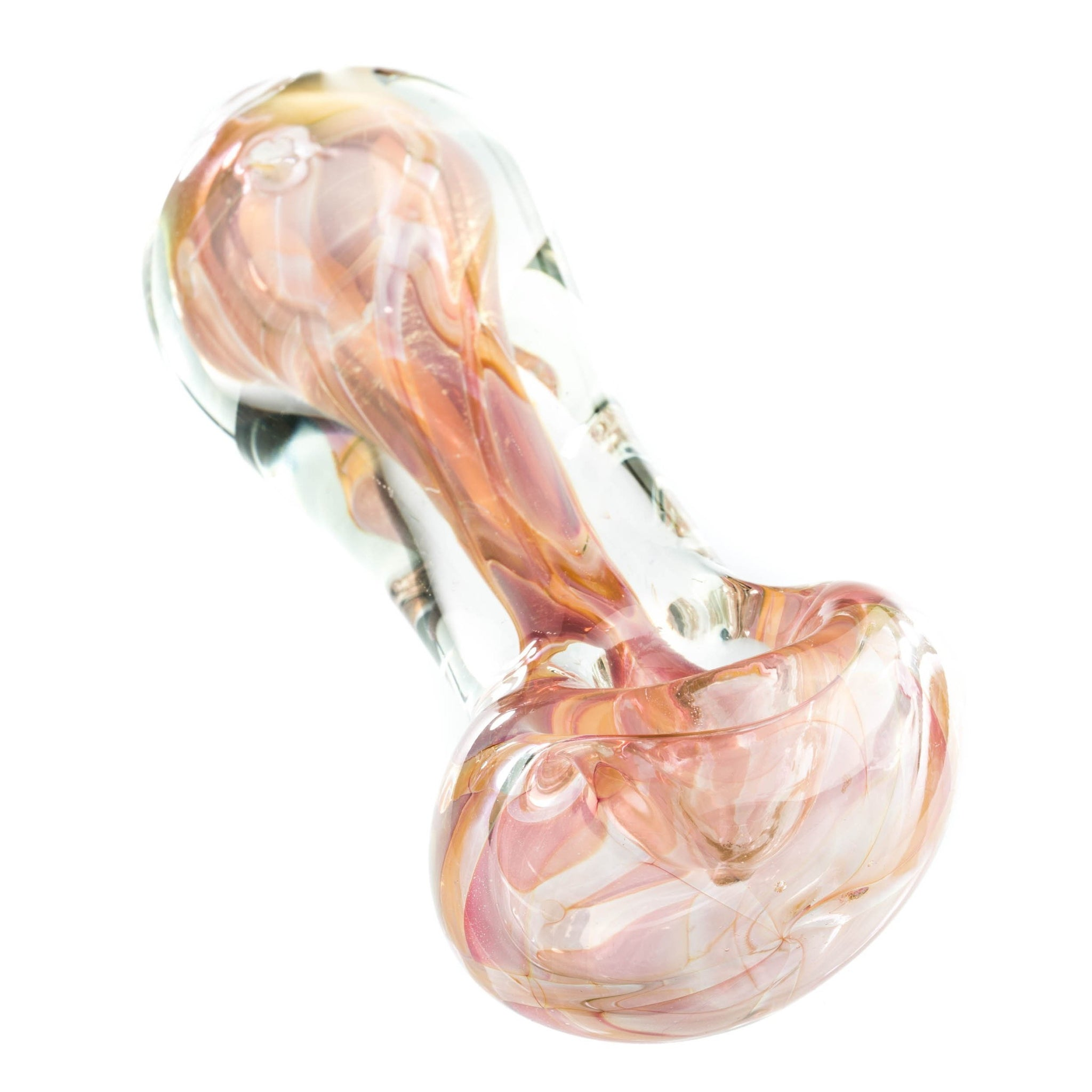 Fumed Tubing Thick Spoon Pipe
