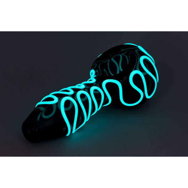 Glow In The Dark Spoon Pipe