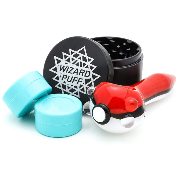 Poképipe High Essentials Pipe Kit