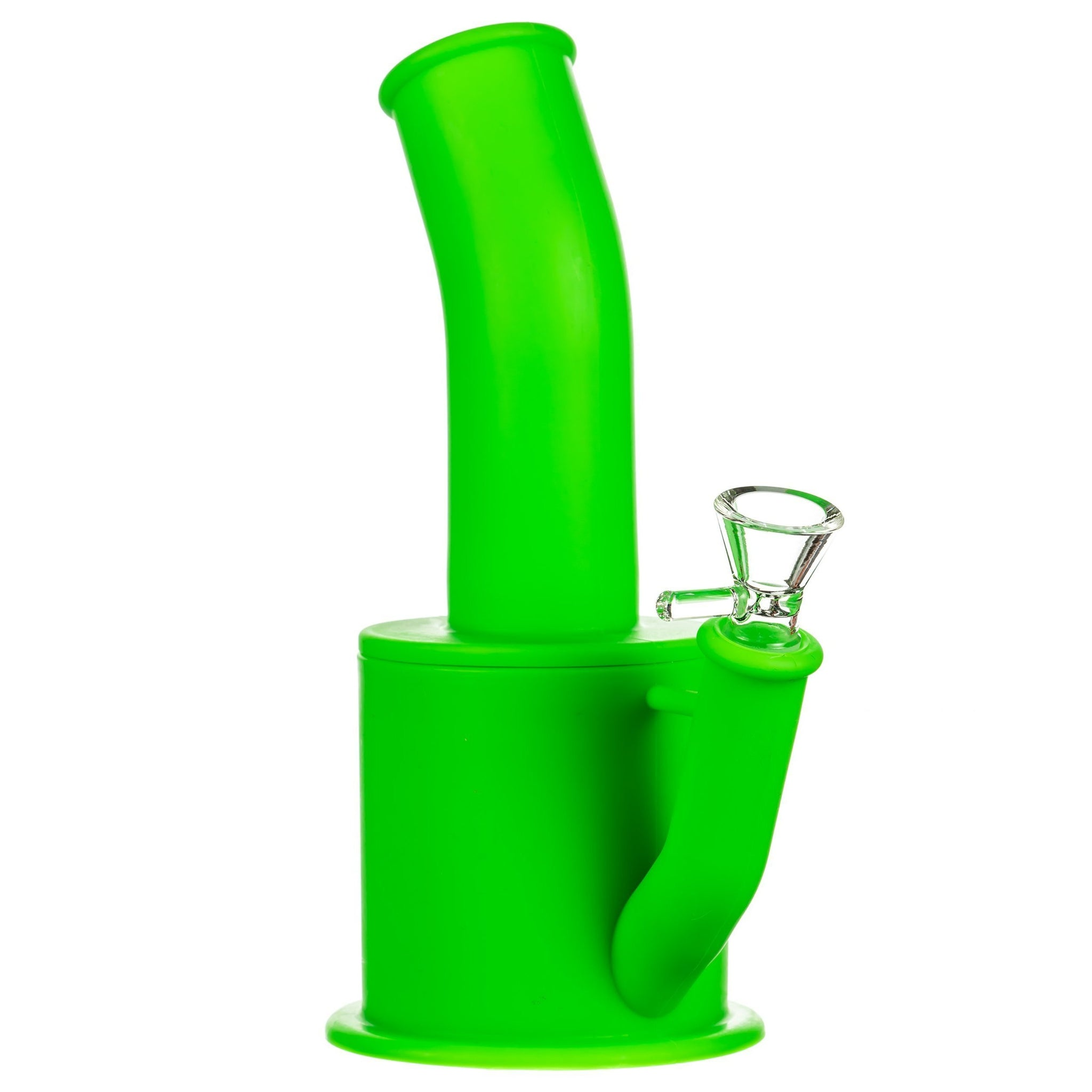 Silicone Oil Can Bong