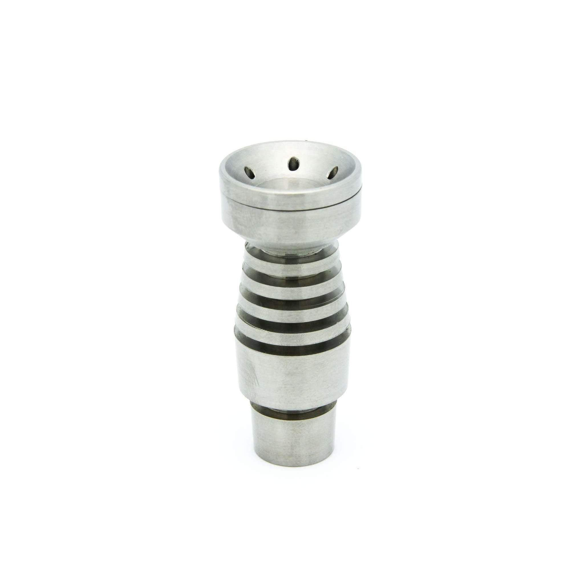 Wide Mouth 14mm & 18mm Domeless Titanium Nail Male Joint