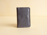 Anna Treurniet Louis Card Case Anthracite Grey
