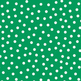 Bikecap Zadelhoes Kids Green Dots 7116.4161KIDS