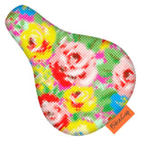Bikecap Zadelhoes Kids Stitchy Flowers 7116.1002KIDS