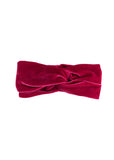 Blutsgeschwister Knot Of Wisdom Hairband Red Velvet Red 003183305-003