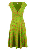 Blutsgeschwister Ohlala Tralala Robe Green Strawberry Source 001201225 005