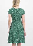 Blutsgeschwister Swing Along Dress Green Heartbeat Of The Street 001191122-001