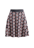 Blutsgeschwister Veranda Rose Skirt Flowers For Me Black 001183190-002
