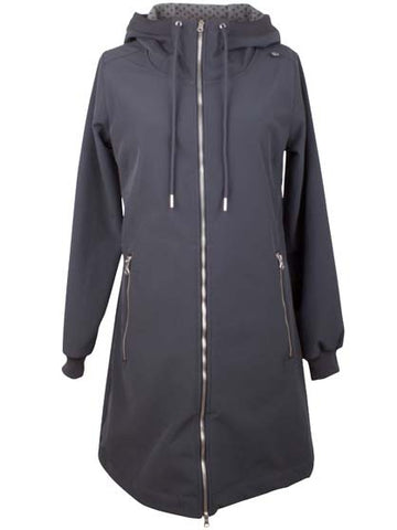 Danefae Jane Softshell Dark Grey 10360-2302