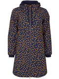 Danefae Line Softshell Navy Light Amber Fundots 11573-3095....