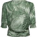 Desires Fausta Blouse Frosty Green 9200214 3550