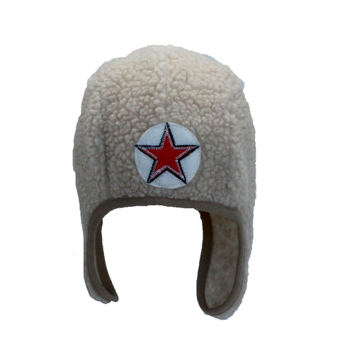Kik Kid Hat Speedy Goof Borg Off White w18 HSG 101s 025