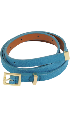 King Louie Belt Classic Ibiza Blue 6152336