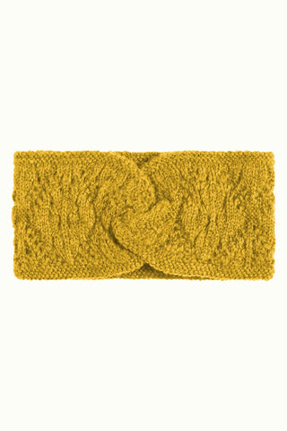 King Louie Hairband Moritz Curry Yellow 04570806
