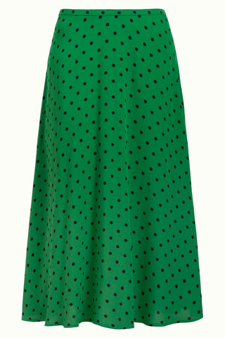 King Louie Juno Skirt Pablo Very Green 04682257