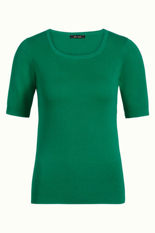 King Louie Lexi Top Cottonclub Peapod Green 05106246