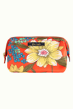 King Louie Make Up Bag Blazing Orange 04137944