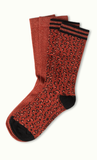 King Louie Socks 2 Pack Whisker Rio Red 03522611