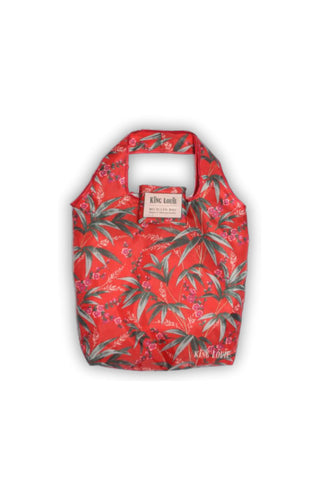King Louie Tahiti Eco Bag Chili Red 05198