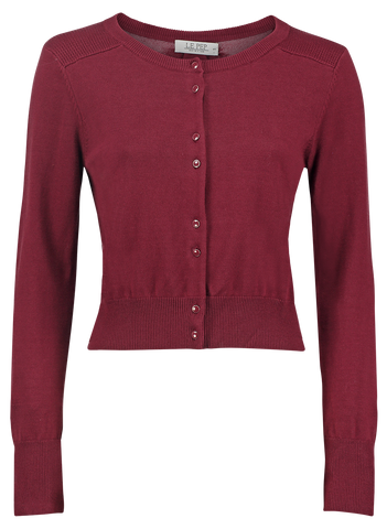 Le Pep Cardigan Felize Port 513_2700