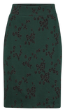 Le Pep Skirt Fauve Dark Green 535_5000