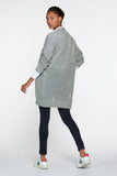Loop A Life Waterfront Cardigan Light Grey