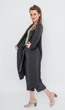 Loop A Life Cardigan Long Life Mid Antracite W1004220