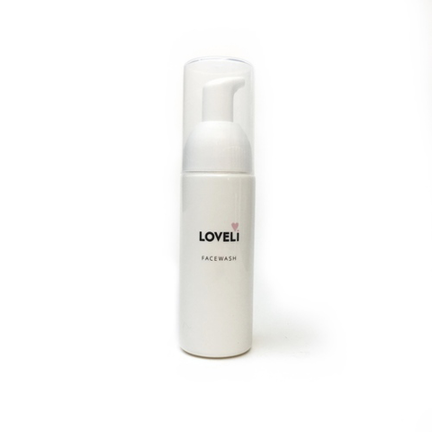 Loveli Facewash Travelsize