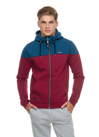 Ragwear Men Sweatshirt Tommie Red 1912300194000