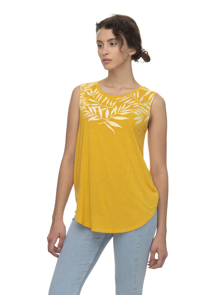 Ragwear Top Valencia Yellow