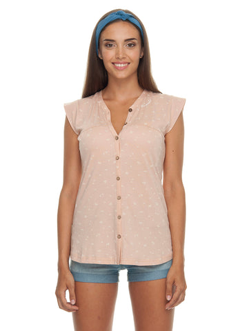 Ragwear Top Zofka Organic Dusty Pink 1911100524061