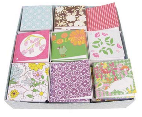 Rice Assorted To & From Card BXTFC-CXC09