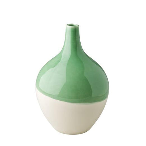 Rice Ceramic Vase green CEVAS-GOW