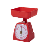 Rice Kitchen Scale In Red KISCA-XCR