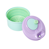 Rice Plastic Salad Spinner In 2 Assorted Colours PLSAL-XC16