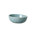 Rice Small Embossed Mint Stoneware Dipping Bowl CEDBW-EMMI