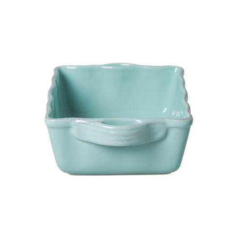 Rice Small Stoneware Oven Dish in Mint CEOVE-SMI