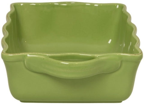 Rice Small oven dish green DEOVE-SG