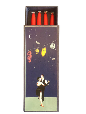 Salon Elfi Candle Box Dancing In The Moonlight 713