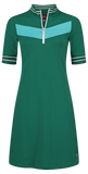 Tante Betsy Dress Daphne Solid Green