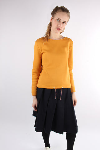 UVR Connected Sweatshirt Loreley Yellow