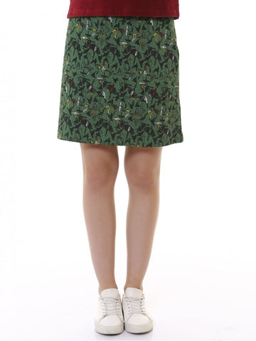 Who's That Girl Skirt Lobke Birdy Green 192.13.101-500