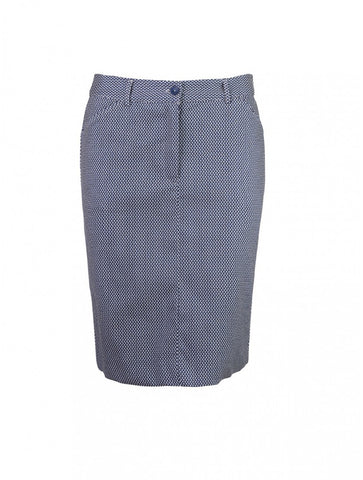 Wow To Go! Basic Skirt Flat Blue 181.29.003-300