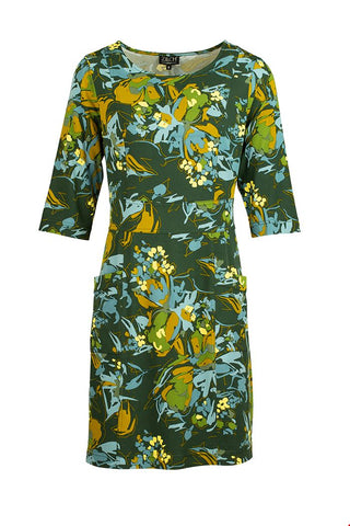 Zilch Dress Pockets Monet Forest 92VIS40.138W-799