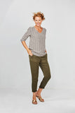 Zilch Pants Olive 81TEN60.022-175