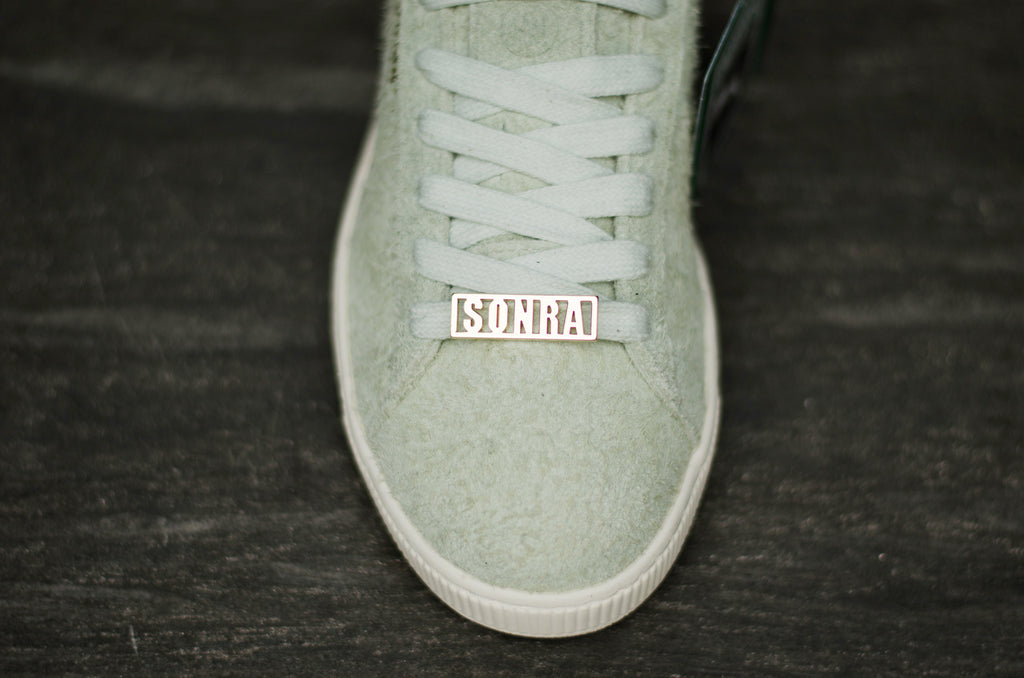 Puma Suede Classic x Sonra ( Green Lily ) 366330-01