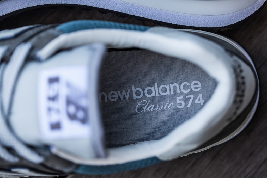 New Balance 574 Grey ML574GYC