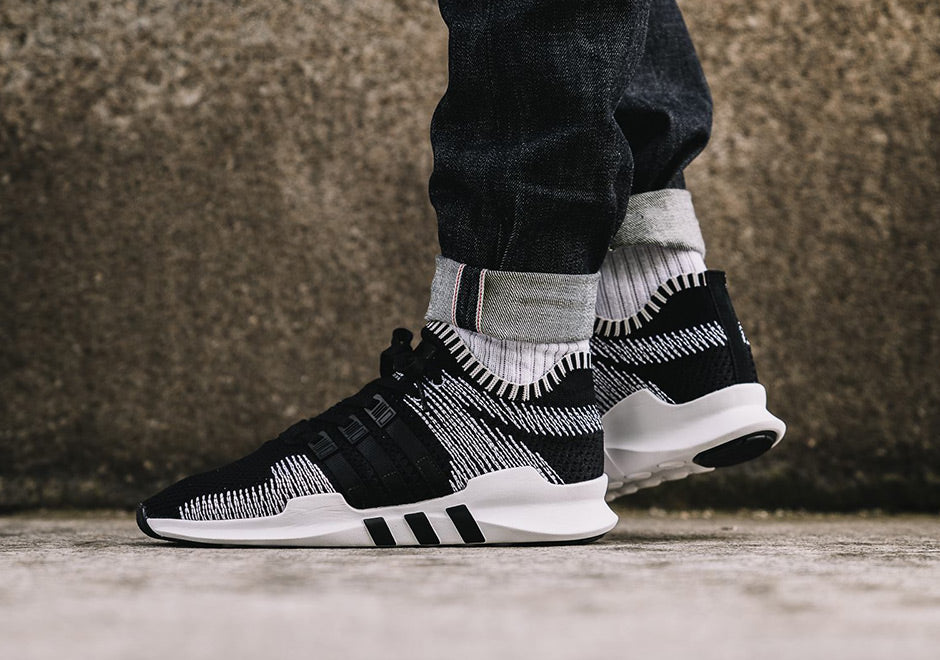 Adidas EQT Advanced Primeknit Black
