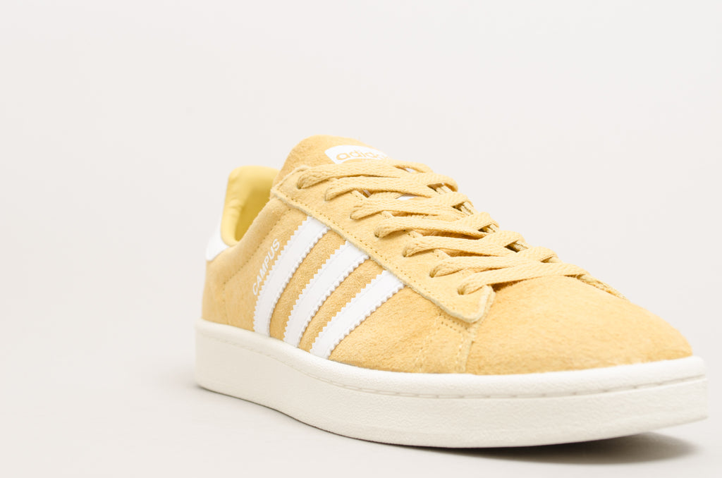 Adidas Campus Pyrite Mustard Yellow CQ2082